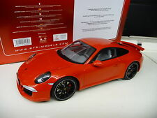 1:18 GT Spirit PORSCHE 911 991 Carrera S Exclusive GT Aerokit Cup NEU NEW