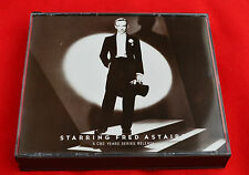 FRED ASTAIRE!   TWO CD FAT BOX SET FROM 1989 - ALL THE HITS AND MORE - CBS LABEL