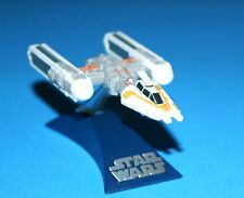 MICRO MACHINES STAR WARS Y-WING FIGHTER DIE-CAST METAL LOOSE COMPLETE