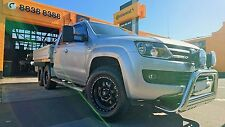 (VW Amarok) G.MAX Aktiv 17x8.5 Wheels