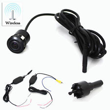 Wireless CCD Night Vision 170 Waterproof Car Rear View Reverse Backup Camera