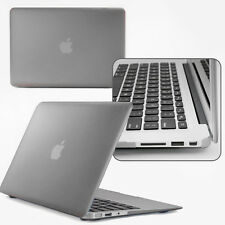 "Frosted Rubber soft color case MacBook Air 11"" A1370 A1465 Full Body Skin Cover"