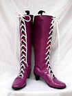 Sailor Saturn Tomoe Hotaru Cosplay Boot Shoes Sexy Lady High Thigh Boots Custom