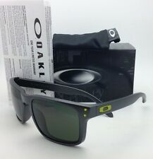 Authentic Oakley Sunglasses HOLBROOK OO9102-38 Steel Grey with Dark Grey Lenses