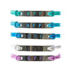 Claire's Girls and Womens 5 Pack Bff Stretch String Friendship Bracelets