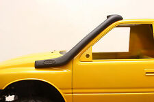 Rubber Safari Snorkel for Isuzu MU Tamiya CC-01 XC 1/10 Axial RC4WD