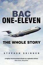BAC One-Eleven: The Whole Story, Skinner, Stephen, New Books