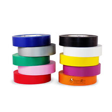 DIY Crafts®5xElectr Practical General Purpose Electrical Tape Rainbow Retardantb
