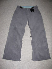 NEW SPECIAL BLEND 5 POCKET EASY RIDER SNOWBOARD PANTS WOMENS MED IRON LUNG NWT