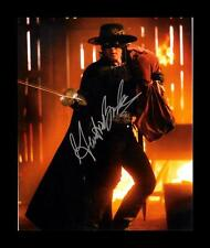 ANTONIO BANDERAS AUTOGRAPHED SIGNED & FRAMED PP POSTER PHOTO