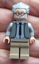 *LEGO HARRY POTTER: ERNIE PRANG Knight Bus Driver   HP 128 Year 3