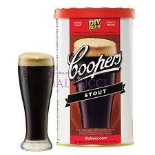 """NEW! N°1 Malto arrostito """"STOUT"""" 1,7 Kg=23 litri di birra (TIPO GUINNES)"""