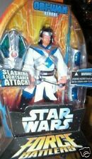 STAR WARS FORCE BATTLERS OBI WAN IN BATTLE SUIT HTF