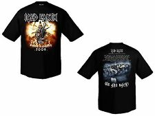 ICED EARTH - Summer Slaughter Tour 2008 - T-Shirt - Größe / Size XL - Neu