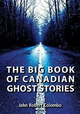 THE BIG BOOK OF CANADIAN GHOST STORIES - NEW PRE-LOADED AUDIO PLAYER BOOK