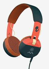 Skullcandy mal afamado moler Premium On-Ear Headphones taptech controles y micrófono Nuevo Y En Caja