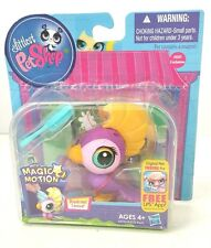 Littlest Pet Shop 3357 Cockatoo Bird Magic Motion New in Package