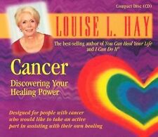 NEW CD Cancer Discover Your Healing Power Louise Hay
