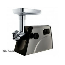 Electric Meat Grinder Stainless Steel Food Processor Wild Game Sausage Maker