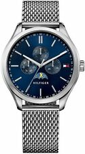 Men's Tommy Hilfiger Lux Sport Steel Mesh Band Watch 1791302