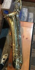 CONN Baritone Saxophone ONLY for Parts MADE IN USA