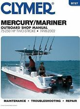 Mercury/Mariner Two-Stroke Outboards 75-250 Hp, 1998-2002 by Clymer Publicat…