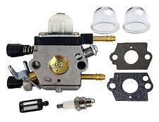 C1Q-S68G Carburetor Carb w Gasket Stihl BG45 BG55 BG65 SH55 SH85 Chainsaw Blower