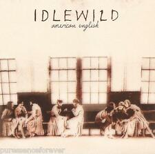 IDLEWILD - American English (UK 4 Trk Enh CD Single Pt 1)