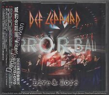 Def Leppard: Mirror Ball Live & More (2011) 2CD & DVD OBI TAIWAN