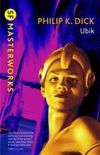 Ubik (S.F. MASTERWORKS) by Philip K Dick (Paperback, 2000)  Great Gift!