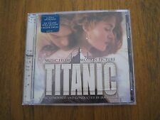 Titanic Music From The motion Picture (CD 1997) 15 Songs