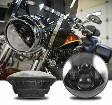"7"" Projector Daymaker LED Headlight For Harley Street Glide Touring FLHR FLHT"