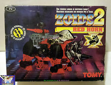 Zoids 2 Red Horn Tomy Anni '90 Vintage