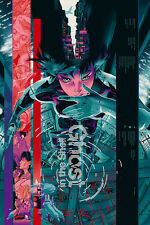 Ghost in the Shell Martin Ansin Mondo Anime Movie Poster Print Limited