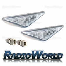 Ford Focus / Mondeo Clear / White Side Repeaters / Indicators Lights Lenses