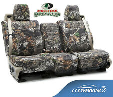 NEW Full Printed Mossy Oak Break-Up Camo Camouflage Seat Covers / 5102024-35
