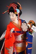 Beautiful Japanese KYOTO GEISHA Doll  -Sceen of Kyoto-  Maiko Doll
