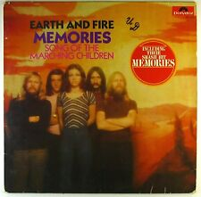 "12"" LP - Earth And Fire - Song Of The Marching Children - A3922"