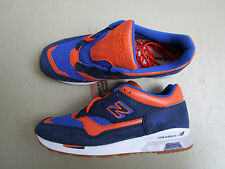 New Balance M 1500 NO 45 2016 Made In England Navy/Orange/White