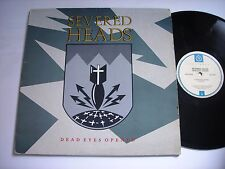 "Severed Heads Dead Eyes Opened 1985 12"" 45rpm Import EP"