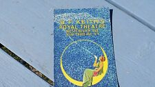 1926 BF Keith's Royal Theatre Program Playbill Claire Windsor New York