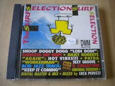 The surf selection CD 1994  house hip hop acid jazz Snoop Dogg Otikast Jamie Dee