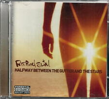 FAT BOY SLIM HALFWAY BETWEEN THE GUTTER AND THE STARS CD