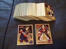 1995-96 Bowman Hockey Foil Parallel Set #1-165 Gretzky Roy Lemieux