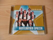 CD Kastelruther Spatzen - Star Edition - 2006 - 16 Songs