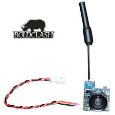 Boldclash F-01 5.8GHz 48CH Mini AIO TX Camera for For Indoor FPV Drone