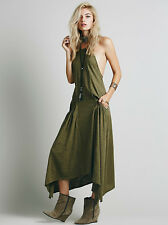 BNWT Free People Beach softly softly apron dress - XS