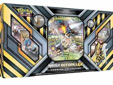Pokemon Trading Card Game Mega Beedrill EX Premium Collection Box New Sealed