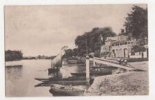 Walton on Thames, The Angler, G. Phillipson Postcard, B331