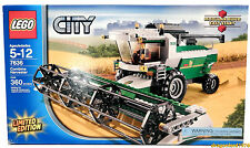 *BRAND NEW* Lego City Combine Harvester 7636 farmer hay wheat